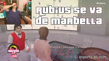 El final de Rubius - Mejores momentos de Marbella Vice #68 - Movistar eSports