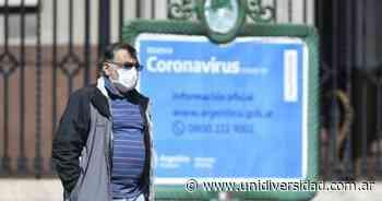 Otras 465 personas murieron y 20 363 fueron reportadas con coronavirus en Argentina - unidiversidad.com.ar