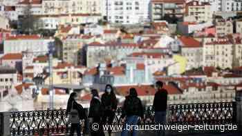 Corona-Zahlen steigen wieder: Portugal riegelt Lissabon ab