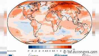 """53° Celsius im Death Valley: """"Selten, gefährlich und tödlich"""" - Euronews"""