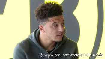 Medien: ManUnited macht mit Angebot für BVB-Star Sancho ernst