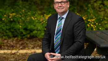 Chief Medical Officer Michael McBride's tears of joy at knighthood - Belfast Telegraph