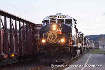 Rocky Mountaineer will return to Quesnel on July 11 – Quesnel Cariboo Observer - Quesnel - Cariboo Observer