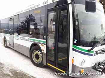 Quesnel transit users to eventually have high tech payment option - mycariboonow.com