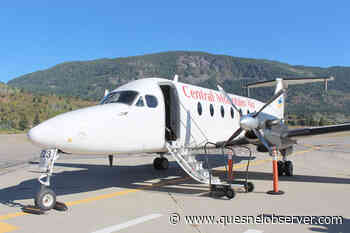 Quesnel council waives passenger landing fees for Central Mountain Air – Quesnel Cariboo Observer - Quesnel - Cariboo Observer