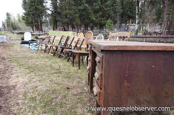 """Cariboo Conservation Society co-ordinating """"Free Your Things"""" Father's Day weekend – Quesnel Cariboo Observer - Quesnel - Cariboo Observer"""