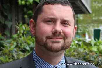 Council leader Phelim Mac Cafferty: 'a third wave is approaching rapidly'
