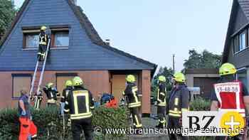 Feuerwehr Othfresen rettet Frau nach Sturz in Wohnung