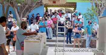 Se registra altercado en la casilla 1946 de Loma Bonita 06 junio, 2021 - Noticias en Puerto Vallarta - Tribuna de la Bahía