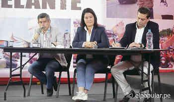 Radio pone canción de La Quinceañera después de la conferencia de Keiko Fujimori [VIDEO] - ElPopular.pe