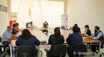 Tacna iniciará proceso de vacunación para profesionales del sector salud - LaRepública.pe