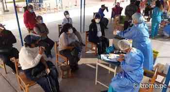 Tacna: aumentan casos de contagiados y fallecidos por COVID-19 - Diario Trome