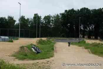 BMX initiatie in aanloop van WK wielrennen