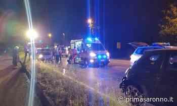 Incidente a Legnano, paura per 4 giovani - Prima Saronno