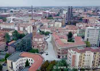Ecco Legnano vista dall'alto - LegnanoNews - LegnanoNews