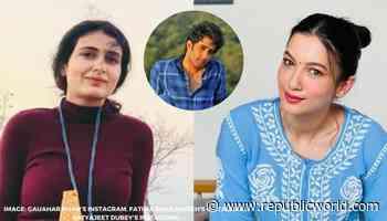 Fatima Sana Shaikh and Gauahar Khan hail Satyajeet Dubey's journey from teens to twenties - Republic World