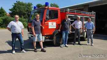 Unglück auf Einsatzfahrt: Nach schwerem Unfall: So geht es den Feuerwehrleuten aus Groß Hesepe - NOZ