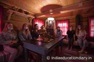 Petrozavodsk State University students and staff touched the Vepsian heritage - India Education Diary