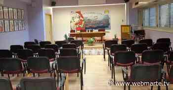 """Lentini   La """"sala mostri"""" del Vittorini intitolata al maestro Luigi Dugo - www.webmarte.tv"""