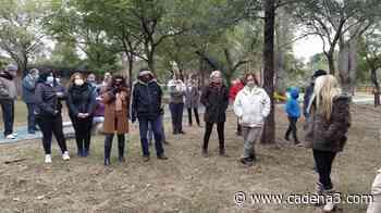 Vecinos de Parque Vélez Sarsfield reclaman por ola de robos - Cadena 3