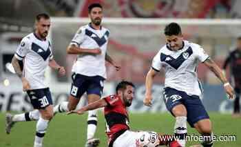 Vélez Sarsfield cerró la Fase de Grupos de la Copa Libertadores con empate - Infoeme
