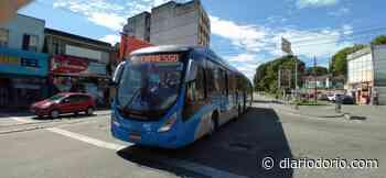 BRT Pingo D'Água x Alvorada deixará de circular com ônibus comum - Diário do Rio de Janeiro