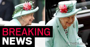 Queen arrives at Royal Ascot for first time this year