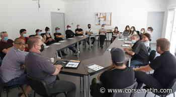 Des chantiers d'insertion à Corte pour préserver les rivières - Corse-Matin