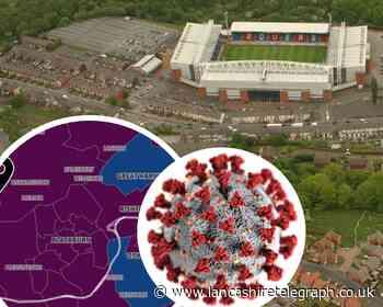 Coronavirus: The Delta variant cases in Blackburn with Darwen