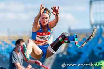 Atletica paralimpica, Nembro: Martina Caironi vola a 5,19, nuovo record del mondo nel lungo - La Torre dal 1905