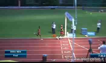 Nembro: Crippa che finale sui 3000-Marta Zenoni SB di 11 secondi - Queen Atletica