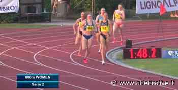Nembro: super Eloisa Coiro, scende quasi 2 secondi sugli 800! - Queen Atletica