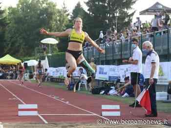 Meeting Città di Nembro, Martina Caironi firma il nuovo record del mondo nel salto in lungo - BergamoNews.it