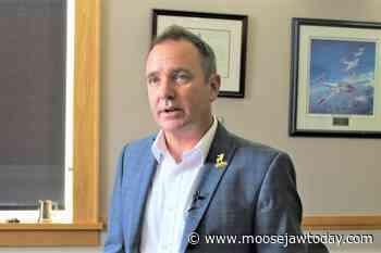 Mayor Fraser Tolmie seeks CPC nomination for Moose Jaw-Lake Centre-Lanigan constituency - moosejawtoday.com