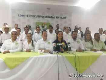 Partido Verde obtiene buenos resultados en Nayarit - Noticias de Texcoco