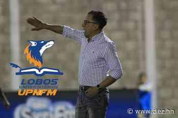 Oficial: Salomón Nazar deja de ser el entrenador de Lobos UPNFM en la Liga Nacional - Diez.hn