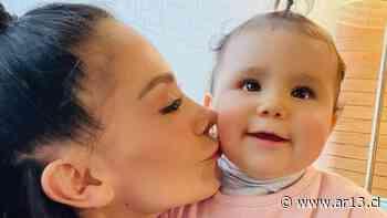 Yamna Lobos muestra lo grande que está su hija Agustina - AR13