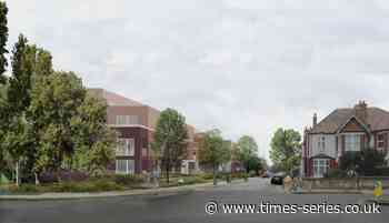 Plan for 130 homes on green space in Barnet approved | Times Series - Times Series
