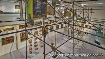 Il vaccino dell'arte: la Galleria del Premio Suzzara ritrova i visitatori - La Gazzetta di Mantova