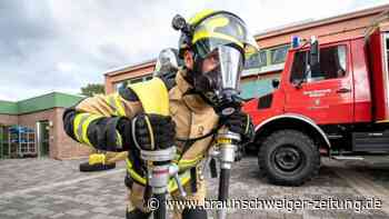 Europameisterschaft:Feuerwehr-Fitness bei 30 Grad