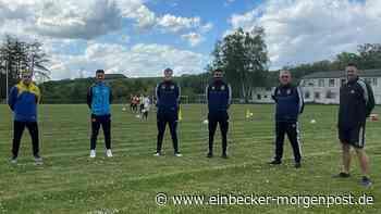 Neue Jugendtrainer für die SVG Einbeck-Jugend - Einbecker Morgenpost