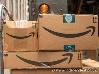 Woman inundated with hundreds of Amazon packages she did not order