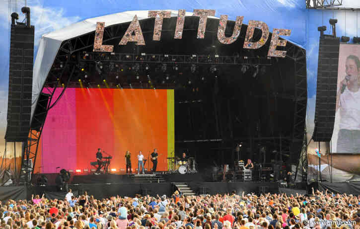 Latitude Festival adds Supergrass, Sons Of Kemet and more to 2021 lineup