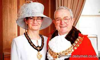 Former mayoress, 68,died of 'caffeine poisoning' four months after death of husband