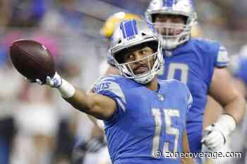 Would Golden Tate Make Sense for the Packers? - Zone Coverage