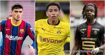 Bellingham, Pedri, Greenwood: Ranking the top 20 Golden Boy nominees - GIVEMESPORT