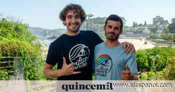 La playa de Bastiagueiro (A Coruña) estrena tienda surfera con sushi bar y coctelería - El Español