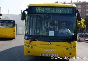 El autobús municipal para ir de Viladecans a la playa se pone en marcha - El Periódico