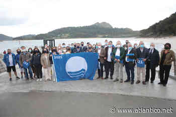 La playa de Rodas, pionera en el izado de banderas azules - Diario Atlántico