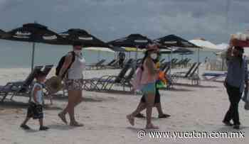 Sin problemas, el paseo en la playa - El Diario de Yucatán